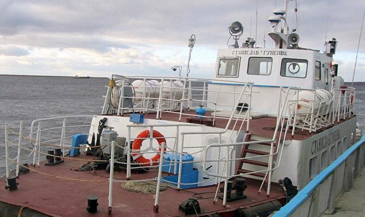 В самом северном порту Красноярского края началась речная навигация