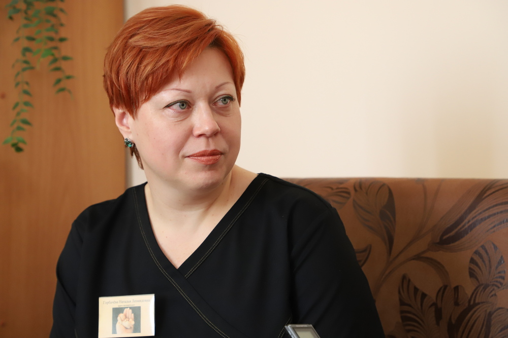 Неонатолог Наталья Горбачёва: «Он не скажет, где болит»