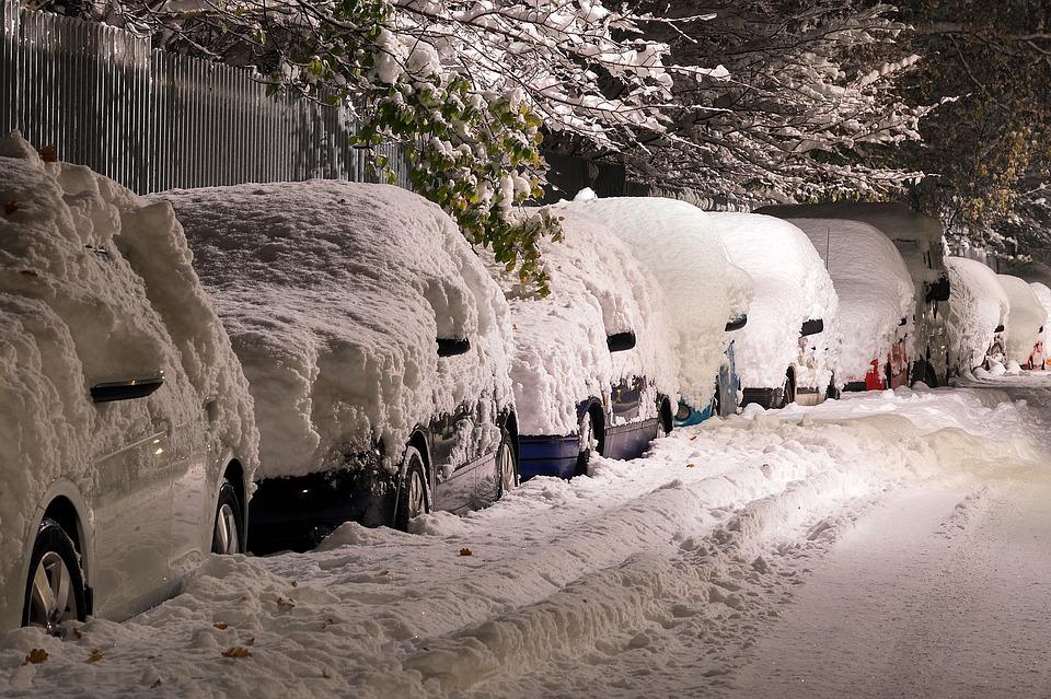 На выходных красноярцам пообещали морозы