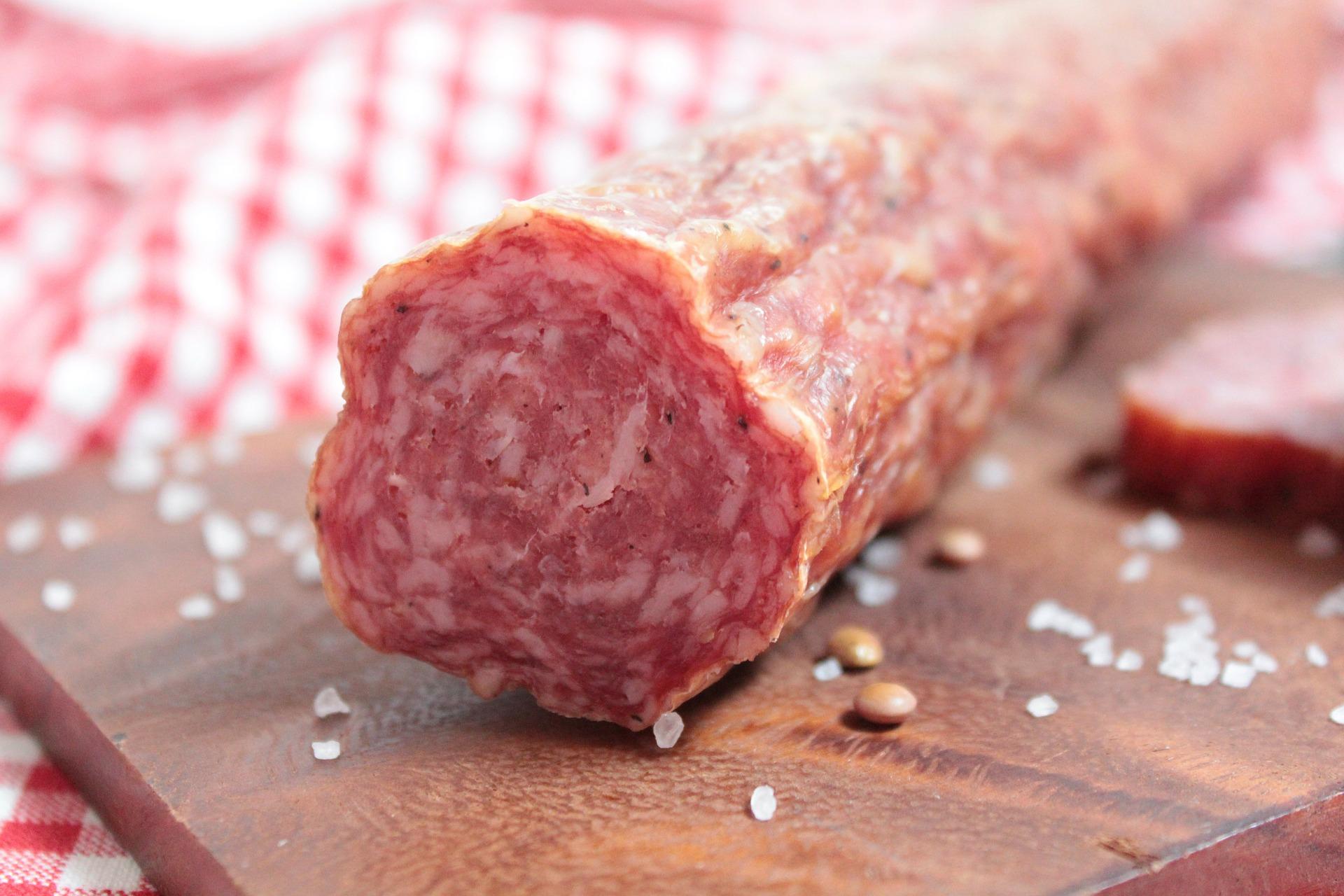 Как похудеть на колбасе?