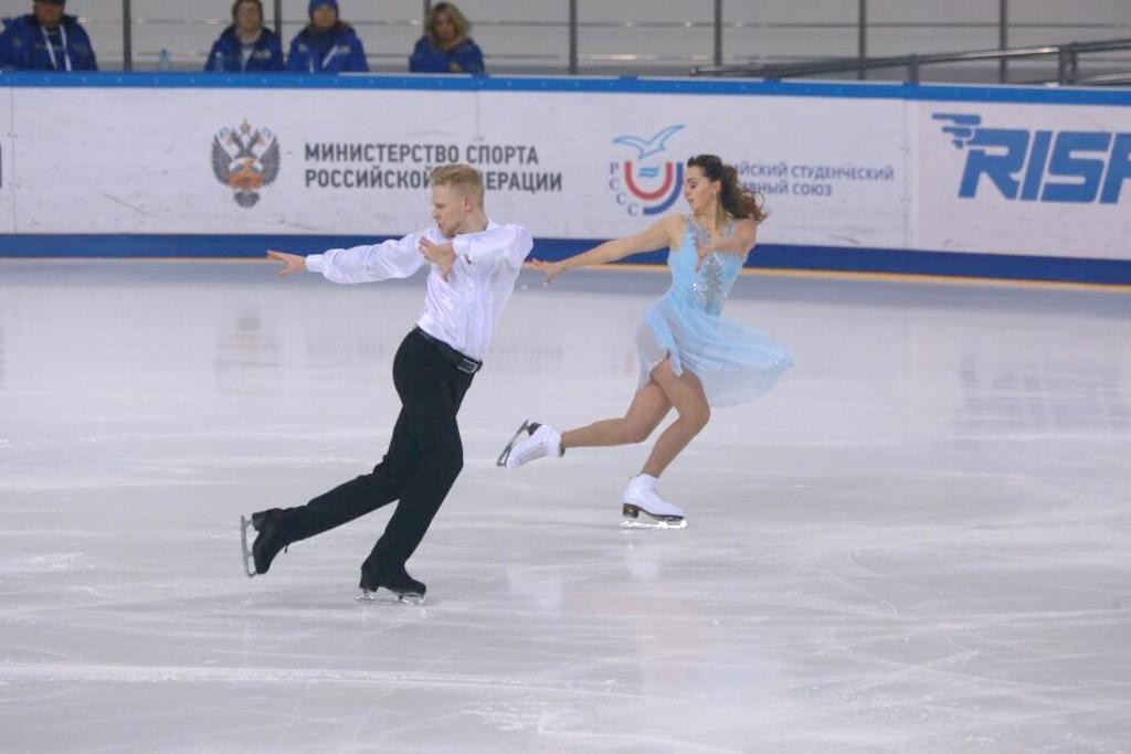 Восьмого марта в Красноярске по одному билету можно посетить три турнира