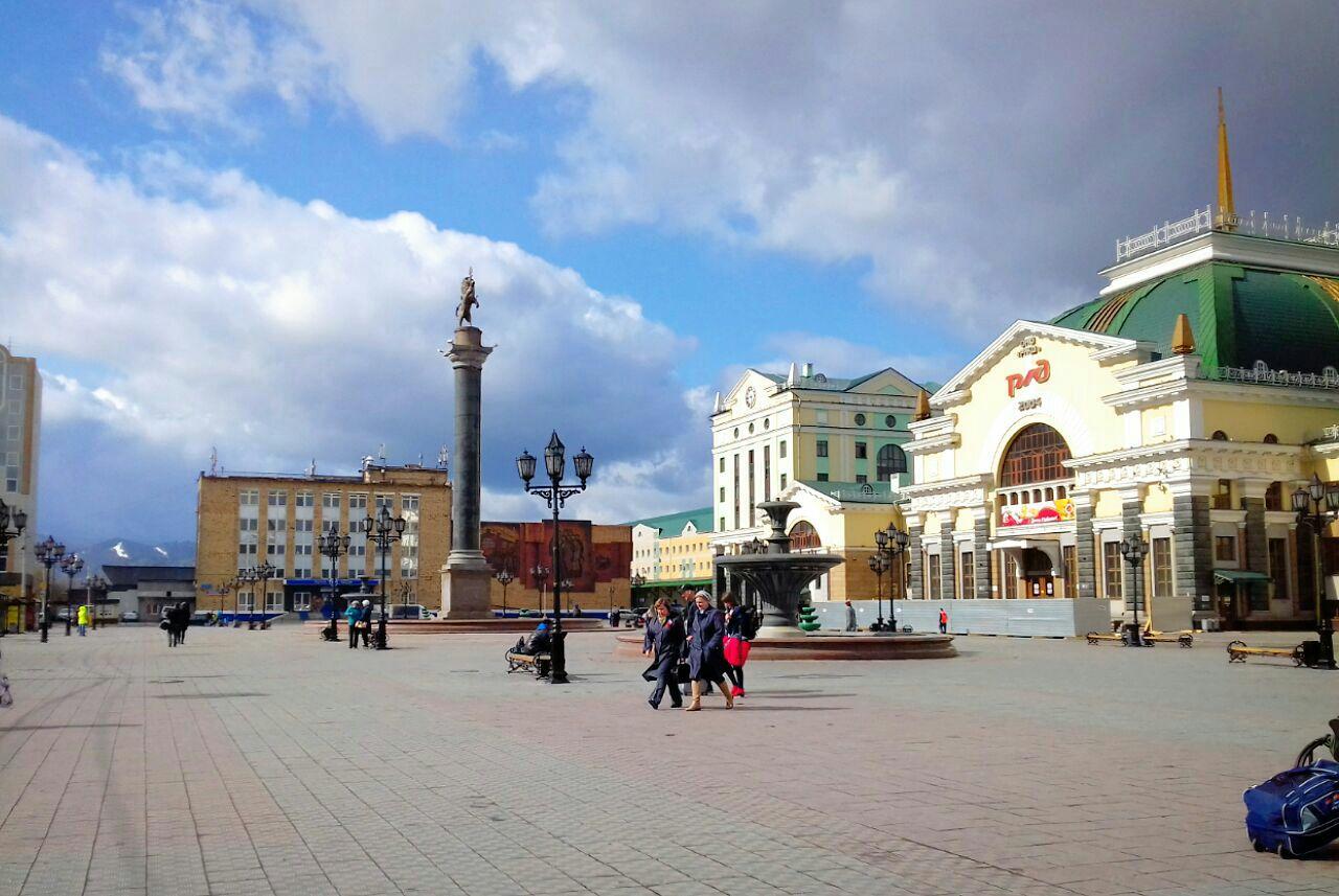 На Красноярском железнодорожном вокзале  зону досмотра должны проходить даже пассажиры электричек