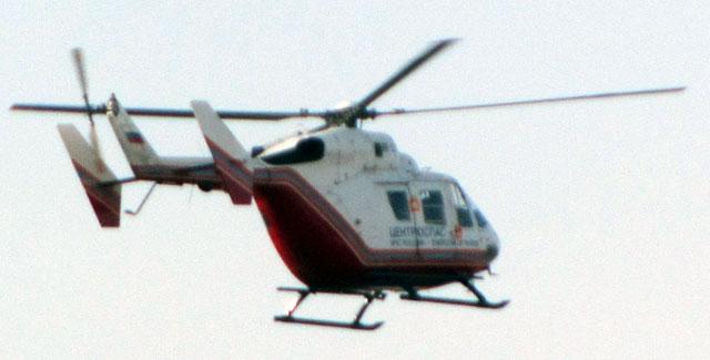 Санитарная авиация Красноярского края в январе эвакуировала более 200 пациентов