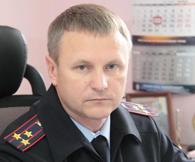 Начальнику красноярской Росгвардии Валерию Кускашеву присвоили новое звание