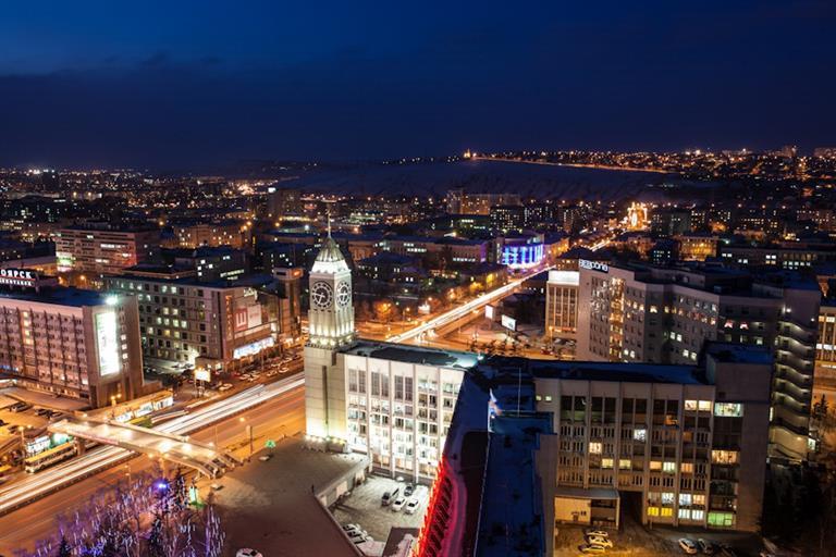 В Красноярске начали продавать пакеты гостеприимства Зимней универсиады-2019