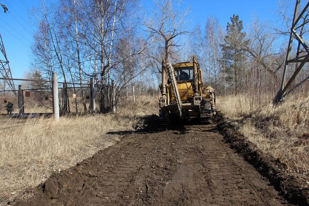 Красноярские коммунальщики ввели противопожарный режим