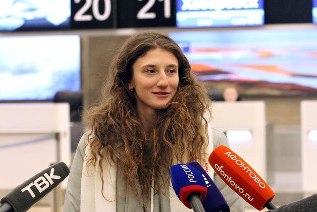 Красноярская спортсменка Марика Пертахия поедет с Олимпиады без медали