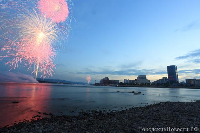 В мэрии Красноярска рассказали о концепции Дня города