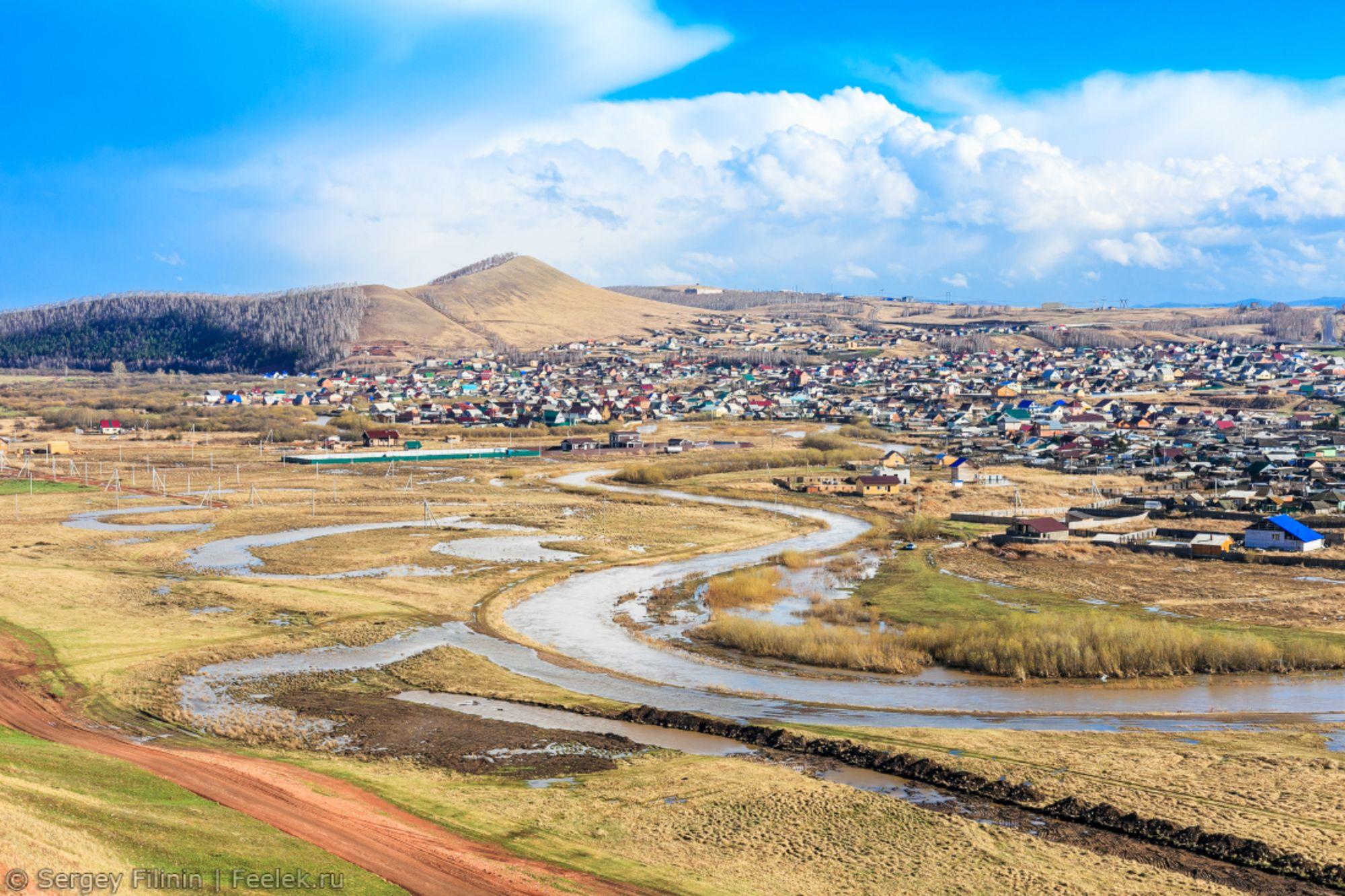 Красноярску подарили 5 гектаров земли
