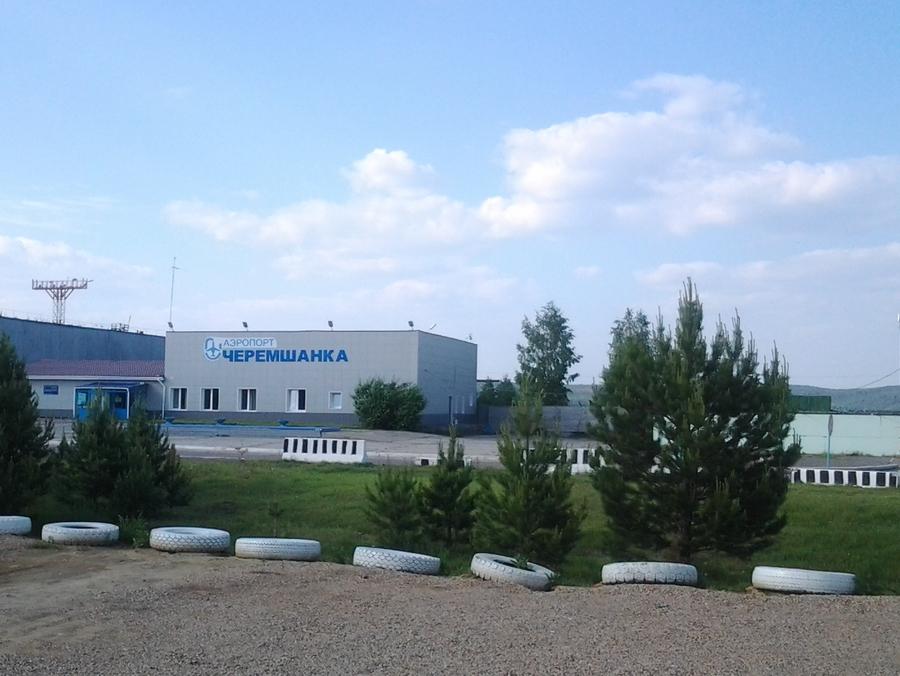 Красноярский аэропорт Черемшанка готовит к открытию новый терминал