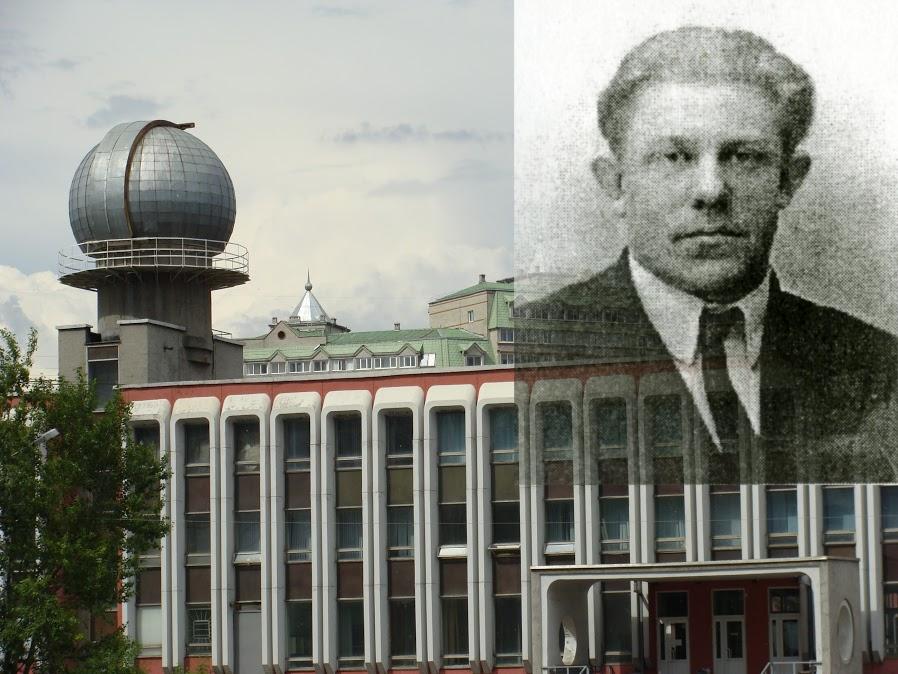 Виктор Котляренко - мэр Красноярска, построивший Дворец пионеров