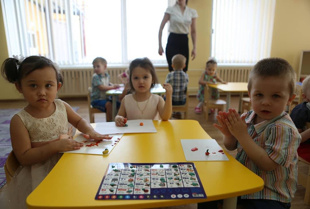 В Красноярске до 2021 года появится одиннадцать новых детсадов