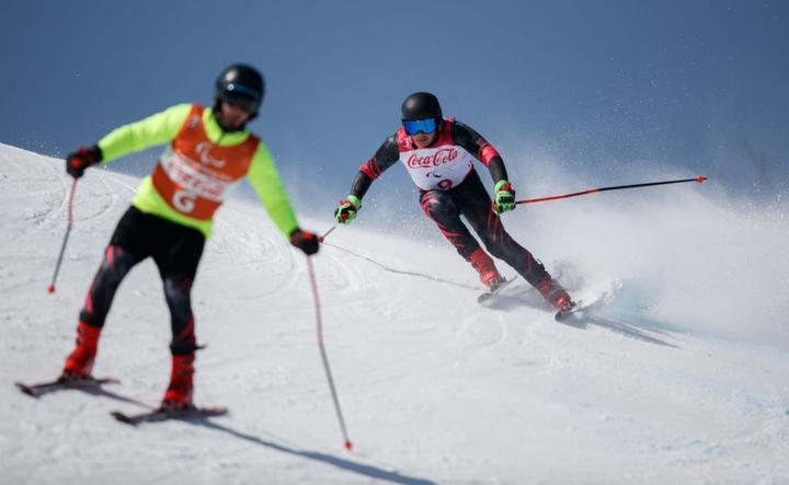 Красноярские горнолыжники завоевали медали на Паралимпиаде-2018