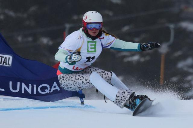 В Красноярске резко вырос интерес к сноуборду