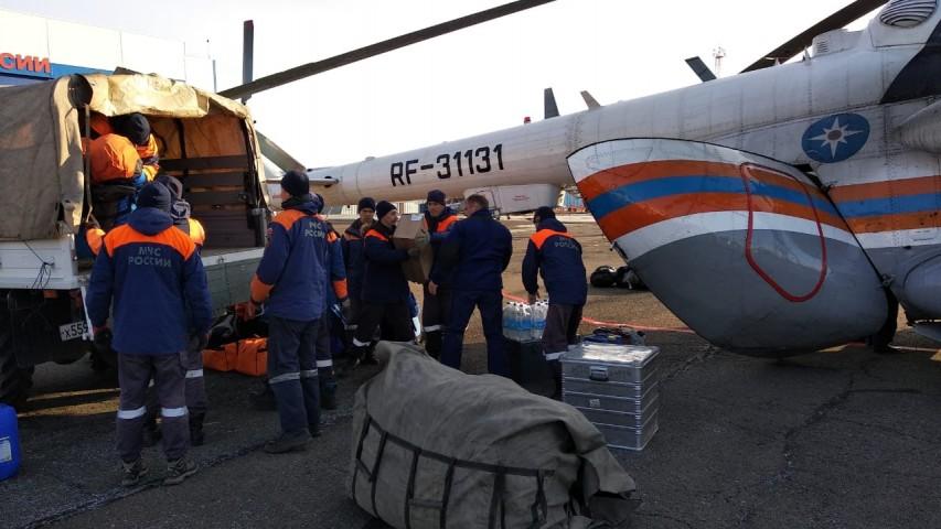 В МЧС подтвердили гибель 15 вахтовиков в Курагинском районе