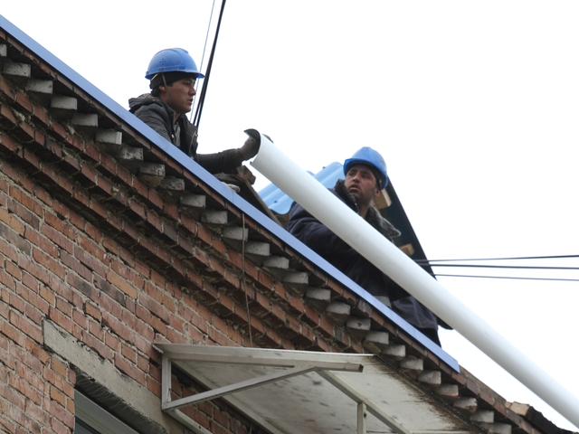 Ни один дом со снятой крышей в Красноярске не замёрзнет зимой