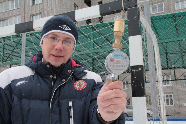 Во дворах Красноярска на следующей неделе зальют 88 ледовых площадок