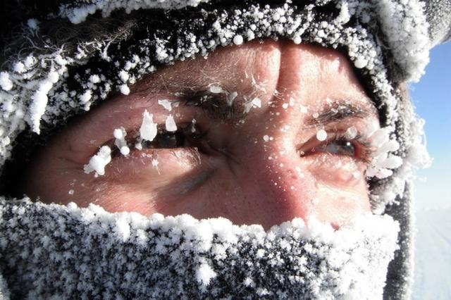 Морозы в Красноярск могут придти на день раньше