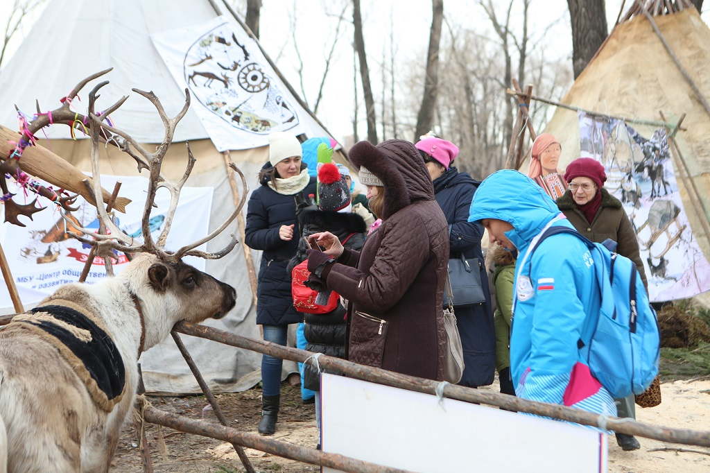 Парк универсиады в Красноярске посетили более 500 тысяч человек