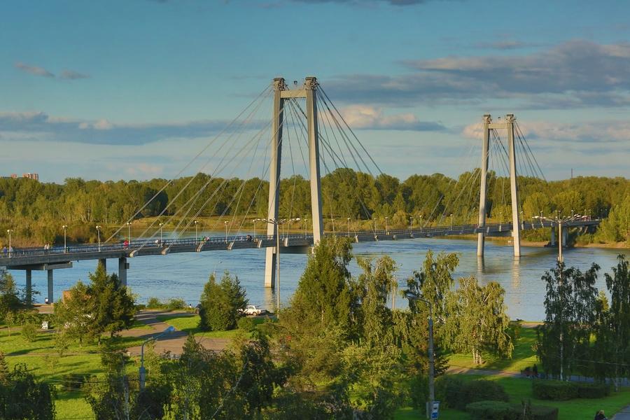 Мосты Красноярска. История покорения Енисея