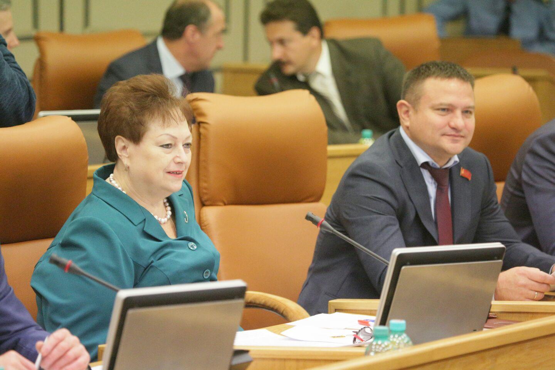 Комиссию по социальному развитию в Красноярском горсовете возглавила Марина Малышева