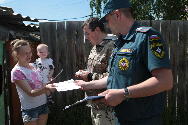 Красноярским дачникам запретили жечь костры до сентября