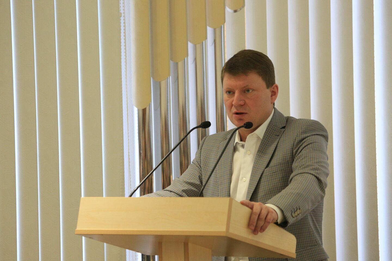 Мэр Красноярска обозначил золотой приоритет города на 2019 год
