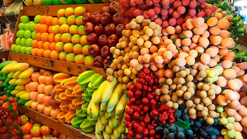 Какие овощи и фрукты можно привозить из-за границы?