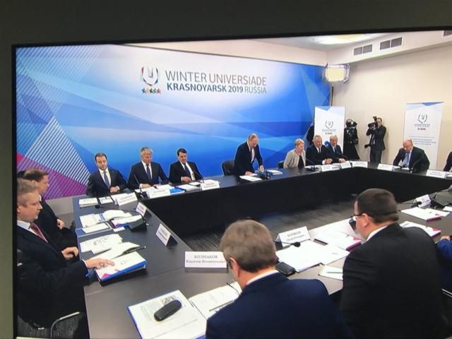 На открытии совещания в СФУ Владимир Путин подчеркнул важность красноярской экологии
