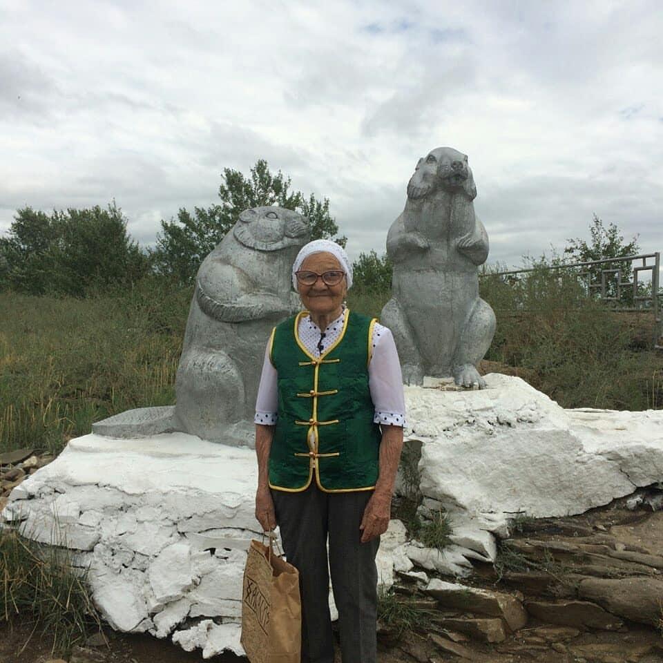 О красноярской путешественнице бабе Лене сняли документальный фильм