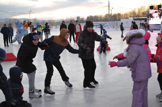 В Красноярске из-за морозов отменяются мероприятия на свежем воздухе