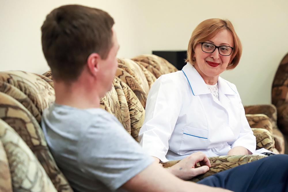 Красноярский психотерапевт Татьяна Захарова: «Таких отделений в России единицы»