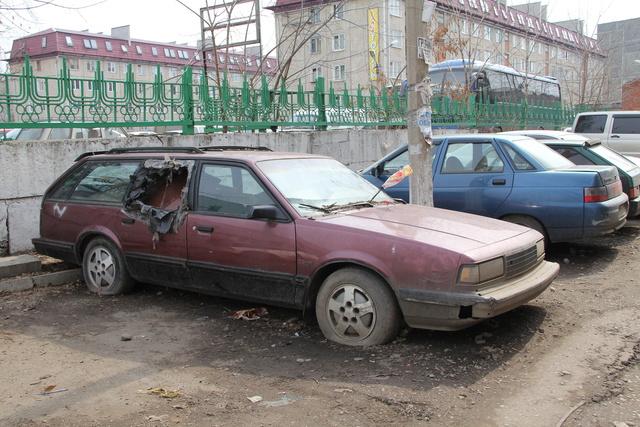Житель Красноярского края сам у себя угнал машину и потребовал страховку