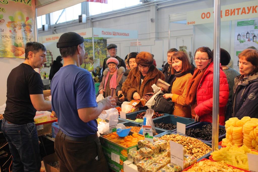 В Красноярске пройдет весенний продовольственный базар