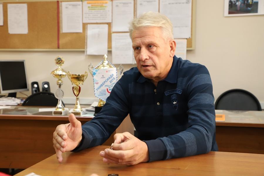 Александр Ситников: «В Тыве волейбол — народная игра»