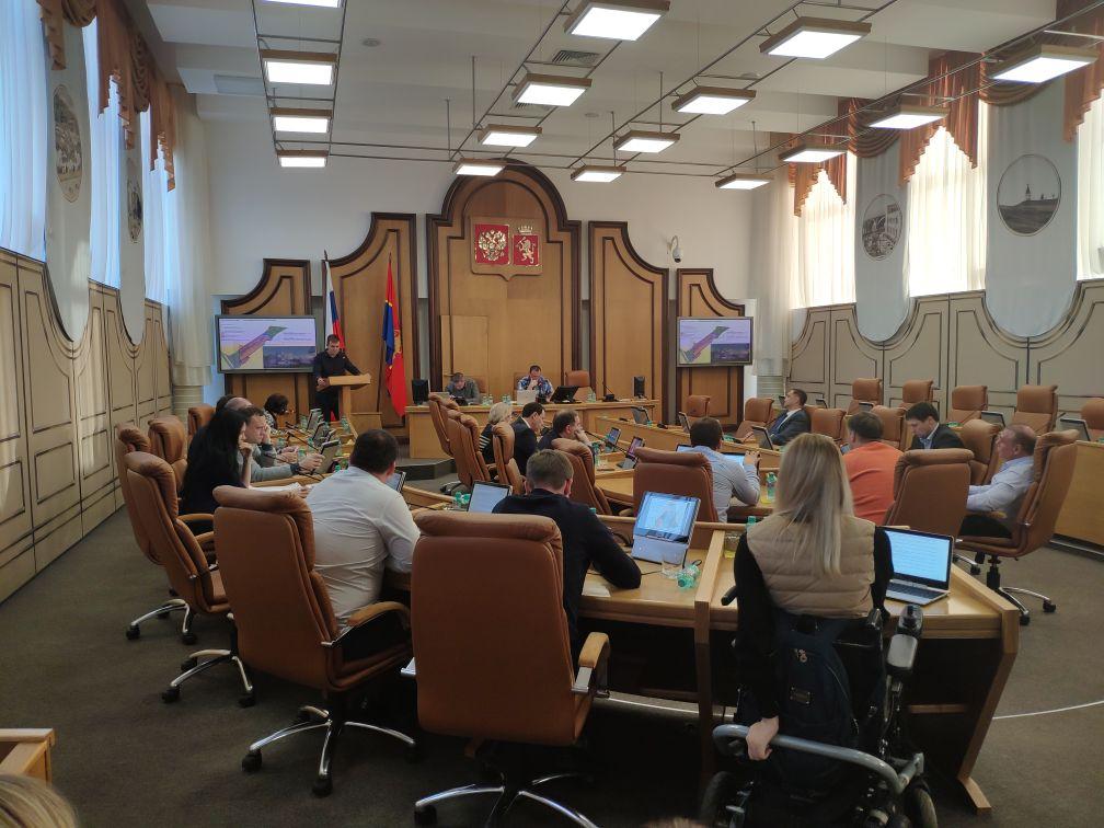 В Красноярске появится новый жилой микрорайон