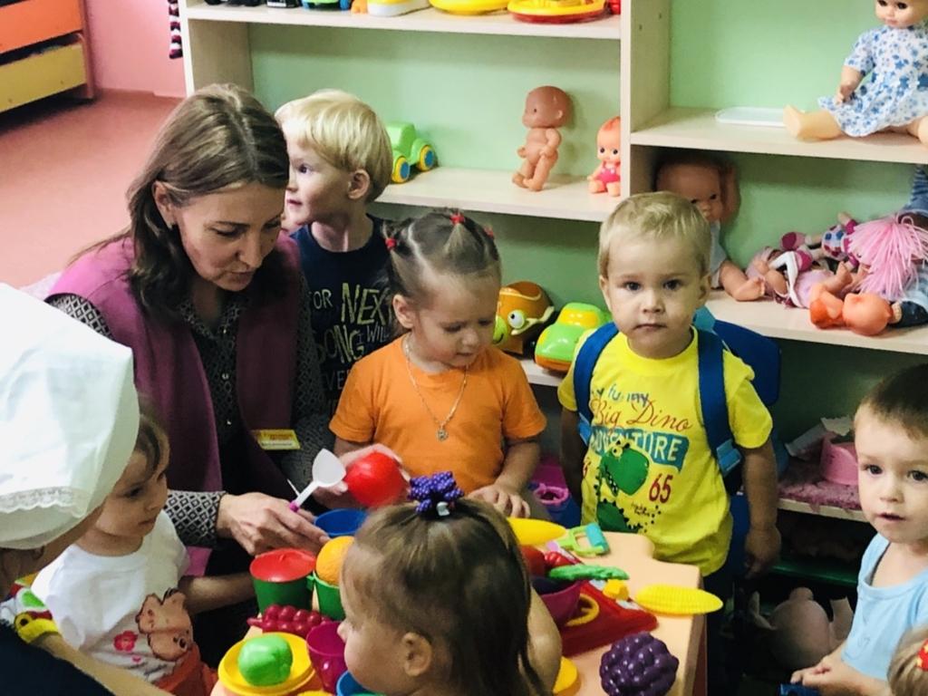 Частные детские сады Красноярска предоставляют дополнительные скидки