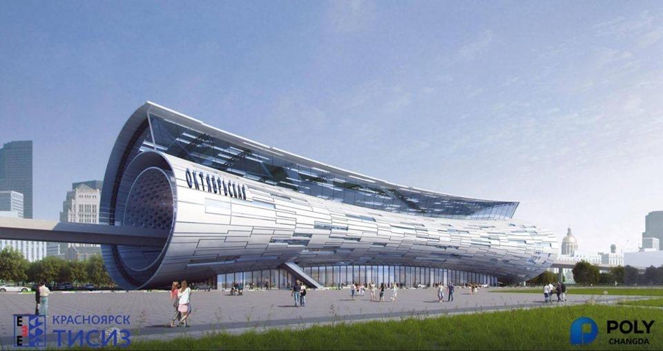 Для Красноярска разработали проект метро