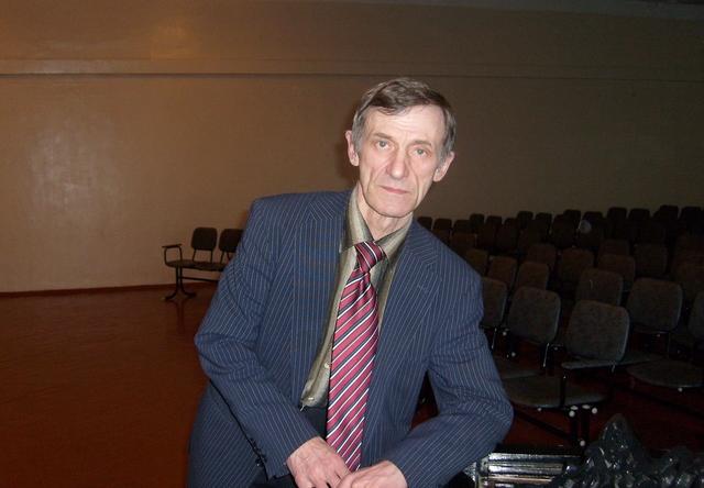 Знакомьтесь, Сергей Ежак - заслуженный учитель России