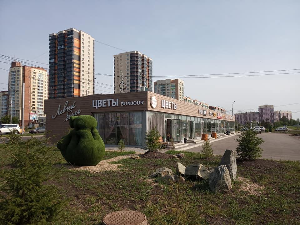 Красноярские павильоны объединят в торговые городки