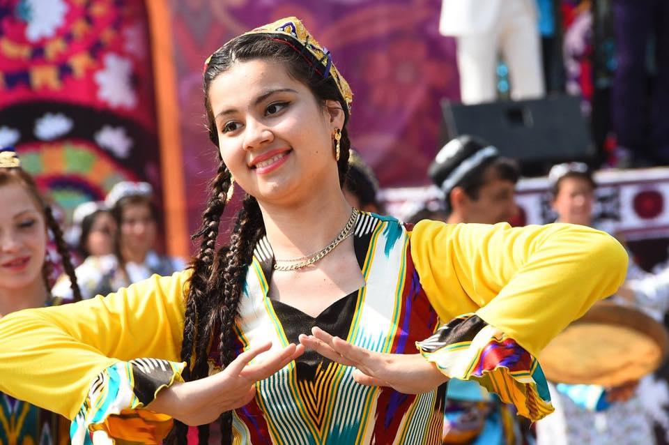 14 июля в Красноярске отметят таджикский национальный праздник Сайри Лола