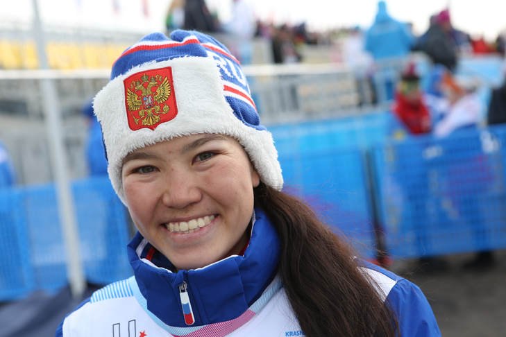 Алиса Жамбалова готова побороться за четвёртое золото универсиады