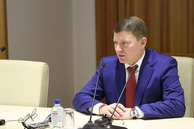 Сергей Ерёмин поручил создать в Красноярске новую схему размещения павильонов