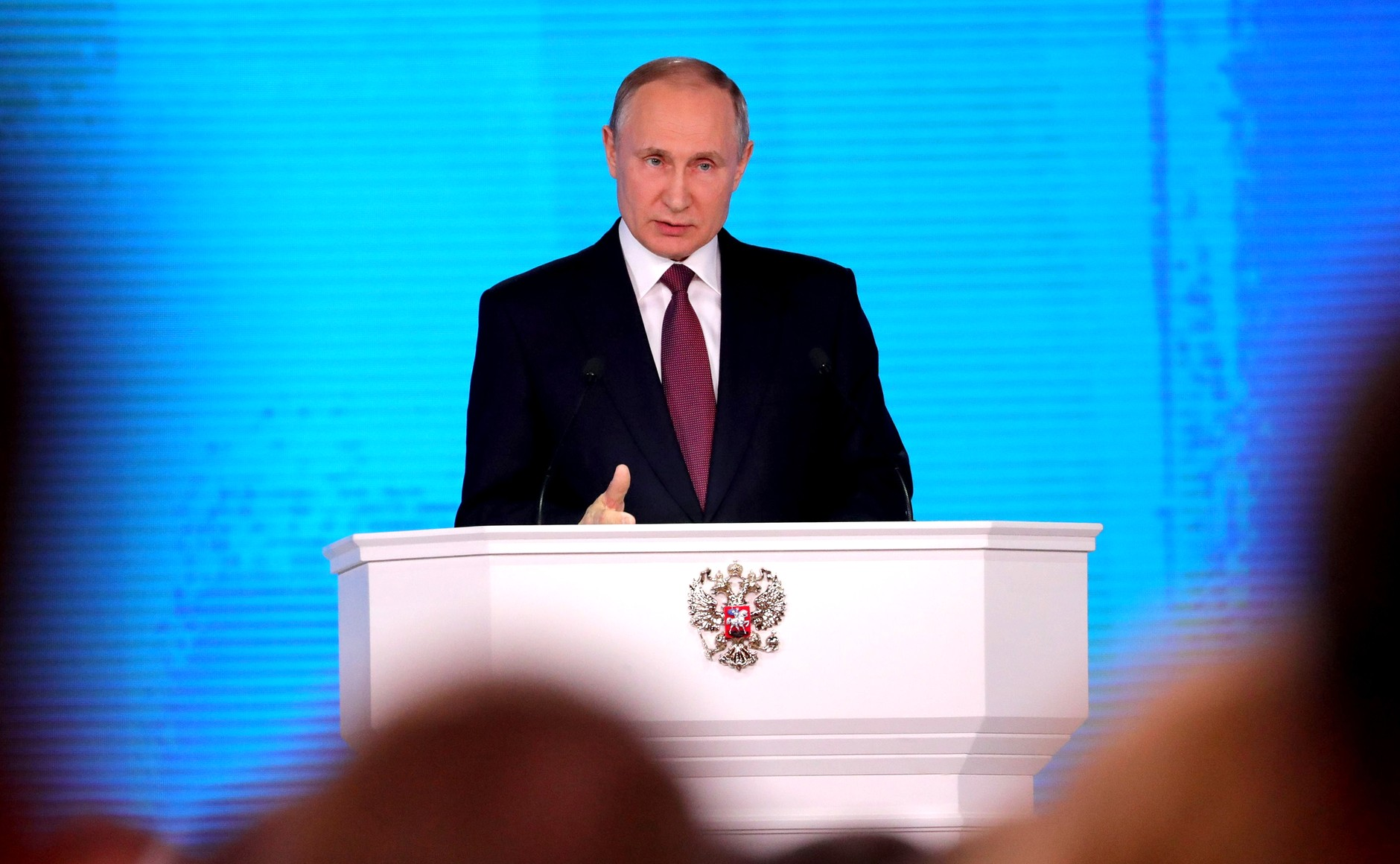 Владимир Путин уволил красноярских генералов