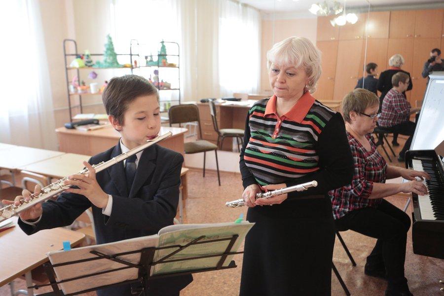 В апреле в Красноярске начнут принимать документы в детские школы искусств