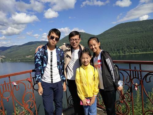 Китайские школьники рассказали, что они думают о Красноярске