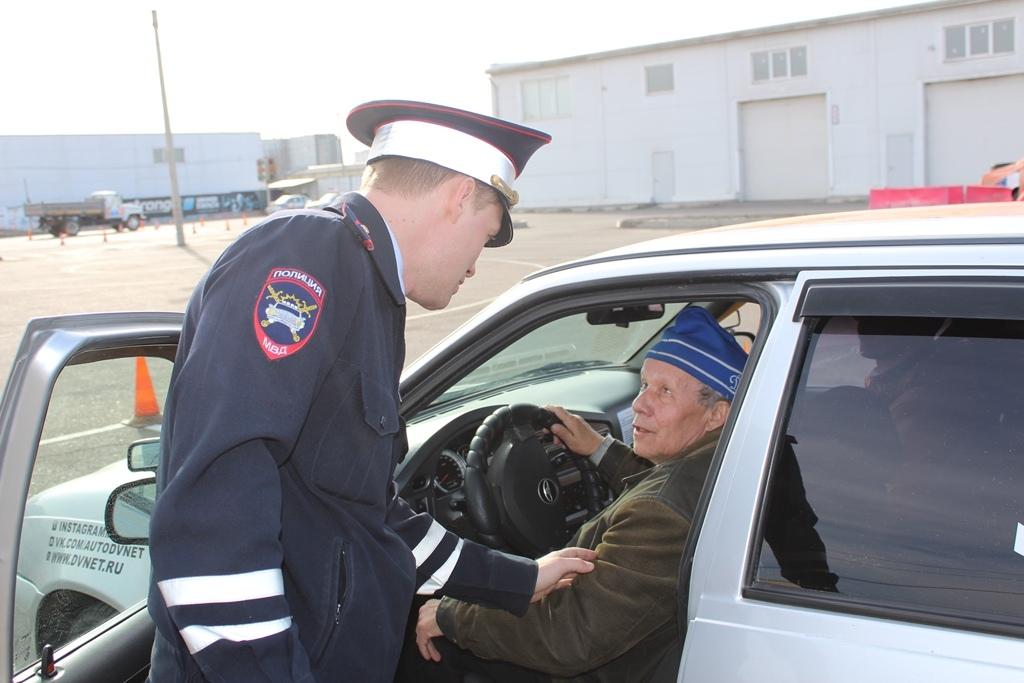 В Красноярске прошли курсы восстановительного вождения