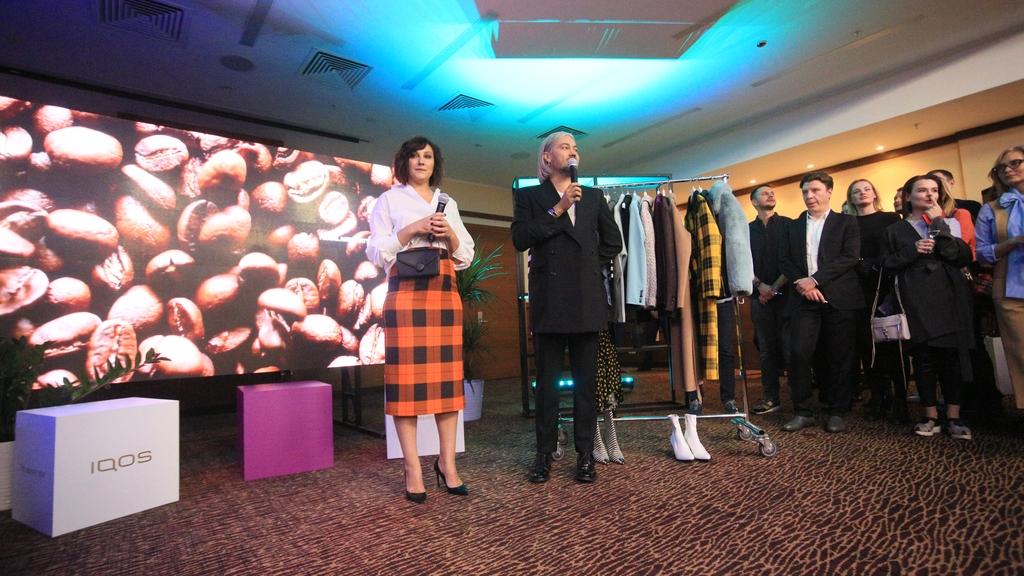 Стилист Александр Рогов рассказал красноярцам, что модно в этом сезоне
