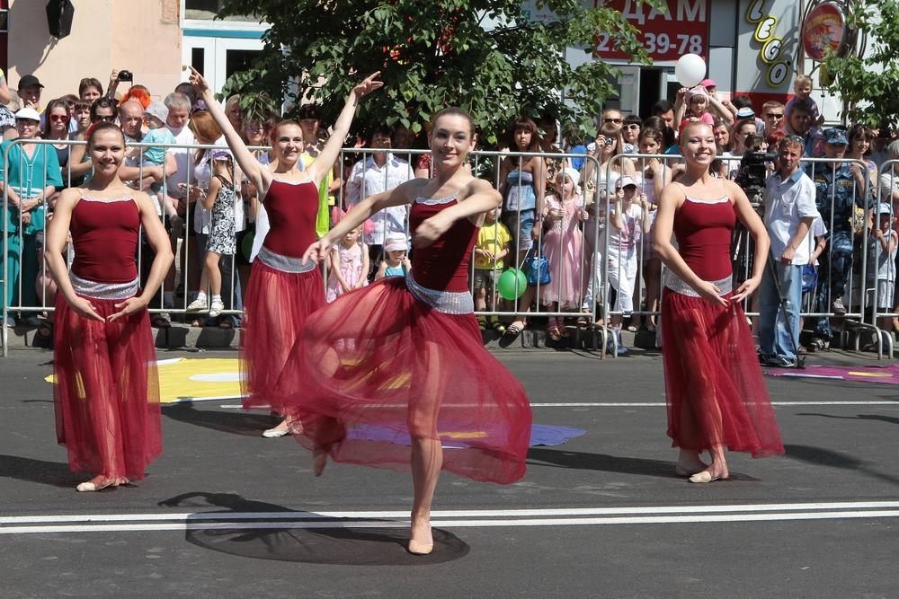 В Красноярске в 13-й раз пройдёт детский карнавал