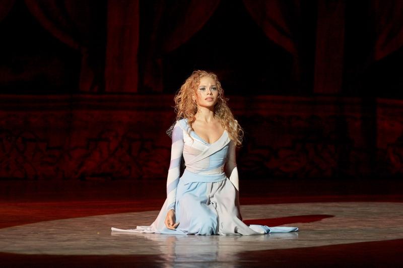 Звание лучшей артистки балета России досталось красноярке